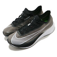 Nike Zoom Fly 3 Black White Grey Men Running Shoes Sneakers Trainers AT8240-007