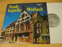 LP Stadtkapelle Wolfach Mittelbadische Presse Vinyl Top Sound Studio B-1193