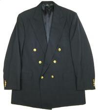 Ralph Lauren Polo University Club Vtg Double Breasted Blazer Jacket Men's 44