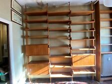 libreria modulare anni 50/60