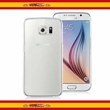 Funda carcasa TPU 100 gel silicona transparente para Samsung Galaxy S6