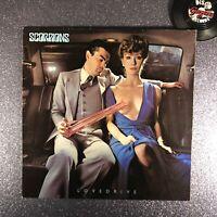 SCORPIONS - LOVEDRIVE • A1/B1 Vinyl LP • SHSP4097 • EX/EX-