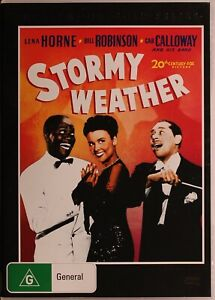Stormy Weather DVD - Free Post