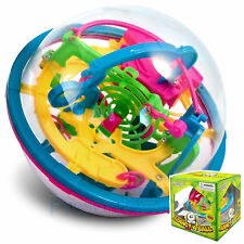 Addictaball Small Addictable Puzzle Ball | Addict-a-Ball Maze 2 3D Puzzle Game