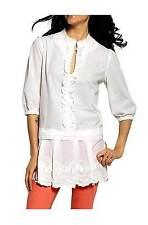 Neu mit Etikett Sommer Bluse-Tunika von APART, Gr. 36 creme