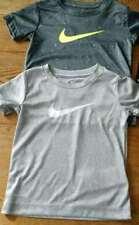 Nike Toddler Boy's Shirts 2T DriFit NEW Light & Dark Gray Keeps Dry * Cool