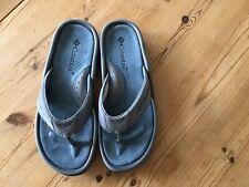 Columbia Toe Post Sandals Size 4