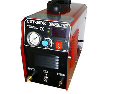 Plasma Cutter CUT50DR Digital Inverter 110/220V Dual 2018 Model & 36 Consumables