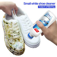 100ml Whitener Cleaner Sports Shoe Trainer Boot Stain Removers Clean White