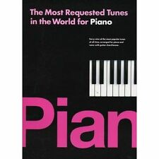 The Most Requested Tunes in the World for Piano, Very Good, Wise, Publications B