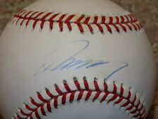 Hideo Nomo Signed ONL Baseball Los Angeles Dodgers Japan JSA