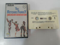 The Ritchie Family American Generation Rca 1978 - Kassette Tape Spanisch Edition