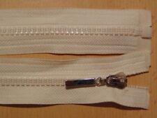 Reißverschluss 73 cm grob teilbar mit braunen Zähnen Art.Nr. R201
