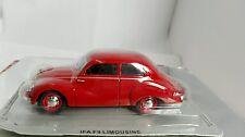 DIE CAST IFA F9 LIMOUSINE 1/43 modelcar modellino auto DE AGOSTINI