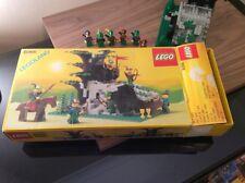 Lego Castle set 6066 Camouflaged Outpost