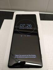 Sony Xperia 5 - 128GB - Schwarz (Ohne Simlock) (Dual-SIM)
