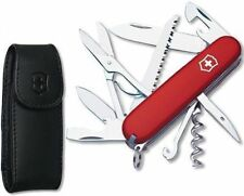 Victorinox Huntsman Swiss Army Knife w/Pouch