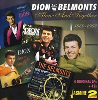 Dion, Dion & The Belmonts - Alone & Together [New CD] UK - Import