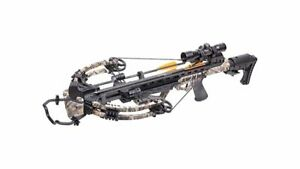 New CenterPoint Amped 415 Crossbow Package 415 FPS Camo Model