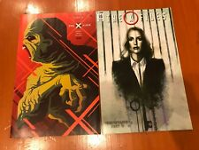 The X-Files Issue 16 & Variant 16 (2 Books) Comic Book - B32-63
