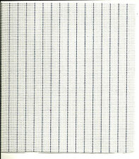 Waste Canvas Fabric for Cross Stitch 10 Count  9