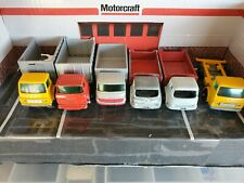 Matchbox Lesney Lot 6 Trucks