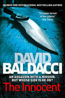 The Innocent (Will Robie Series), Baldacci, David, Very Good Book