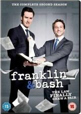 Franklin & Bash Season 2 DVD The Complete Second Series Two and