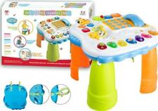 Intelligence Learning Table Activity Center Multifunctional Educational Toy 12+