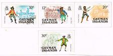 British Cayman Islands Carribian Pirates set 1975