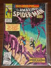 AMAZING SPIDERMAN #372 VOL1 MARVEL COMICS SPIDEY JANUARY 1993