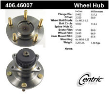 Wheel Bearing and Hub Assembly-Premium Hub Assemblies Rear fits 97-04 Diamante