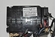 BENTLEY CONTINENTAL 6.0 2007 RHD A/C CLIMATE CONTROL MODULE ECU 3W0907040F