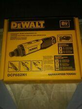 NEW Dewalt DCF682N1 Gyroscopic Inline Screwdriver Kit