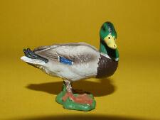17) Schleich Schleichtier - Bird Vogel Duck Ente Stockente Erpel 13654