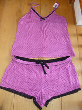 Spotted Viscose Marks and Spencer Women's Lingerie & Nightwear