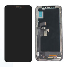 For iPhone X 10 LCD Display Touch Screen Digitizer Glass Assembly Black @BM