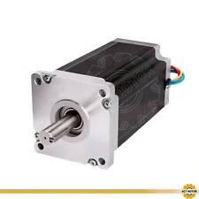 1PC Nema42 42HS2480 Schrittmotor 201mm 8A 28Nm KeyWay Shaft Φ19mm Stepper ACT