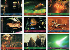 BABYLON 5 SEASON 2 CREATORS COLLECTION SET OF 10 CARDS