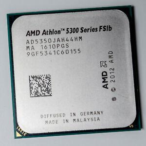 AMD Athlon 5350 AD5350JAH44HM AM1 APU Quad Core Processor 25W Kabini Radeon R3
