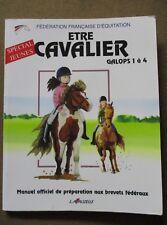 Galops 1 à 4 Être cavalier  /ZA48