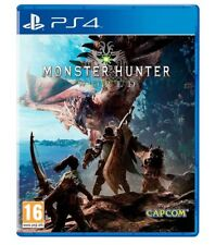 MONSTER HUNTER WORLD SPECIAL LENTICULAR EDITION PS4 ITALIANO LIMITED 3D NUOVO