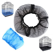 Soft Nylon Bird Cage Cover Top Quality Airy Fabric Mesh Parrot House Covers EaSu