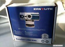 Typhoon Easycam 330 Webcam, Cam,  640x480, ideal für ältere PC und Notebooks NEU
