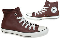 Converse Chuck Taylor CT Hi Mens Trainers Leather Unisex Shoes 140025C D19