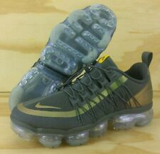 b129f755106 Nike Air VaporMax Run Utility Dark Grey Amarillo AQ8810-008 Mens Size 8 WMNS