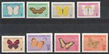 Dominikanische Republik Nr. 868-875**  Schmetterlinge