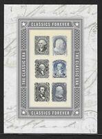 USA Classics Forever 2016 Stamp Sheet Scott #5079 Mint Never Hinged