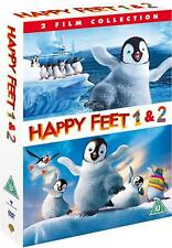 Happy Feet / Happy Feet Two [DVD] [2012]  Brand new and sealed