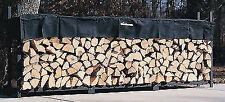 12 Foot Firewood Rack W Standard Cover ID 108659